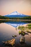 Trillium-Lake-Reflection