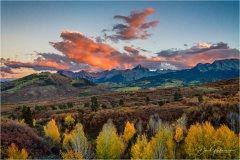 Mt-Sneffels-Wilderness-Sunset