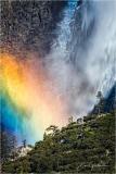 Yosemite-Falls-Rainbow