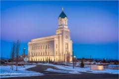 Cedar-City-Temple