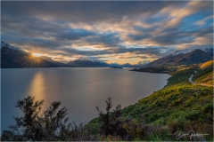 Wakatipu-Sunset