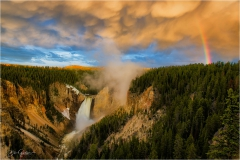 Yellowstone-Falls-Rainbow