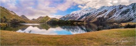 Evening-Moke-Lake-Reflections-