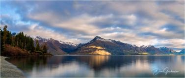 Evening-at-Lake-Wakatipu