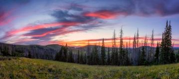 Lake-Creek-Sunset-